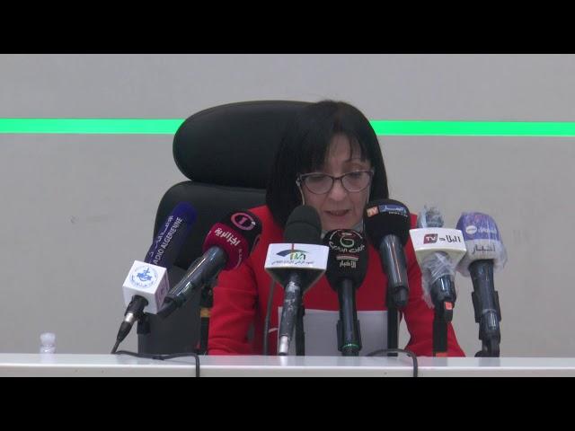 كلمة وزيرة البيئة والطاقات المتجددة السيدة نصيرة بن حراث خلال ورشة عمل حول استعمال الطاقة في الفلاحة