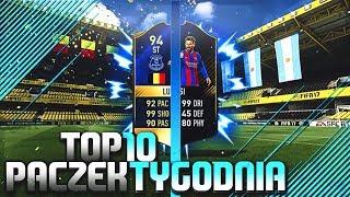 TOP 10 PACZEK TYGODNIA   #39   FIFA 17!  TOTY W PACZCE?!