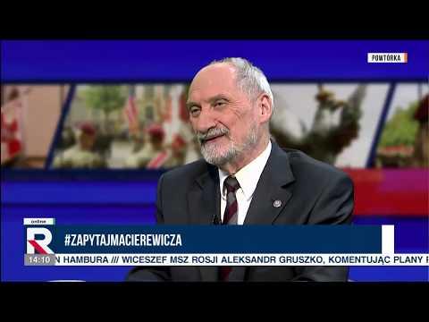 A.Macierewicz,działanie na szkodę Polski nie będzie tolerowane! 25.09.2018