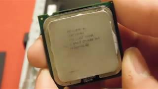 Using the fastest clocked Pentium 4?