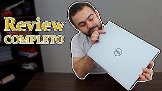 Review COMPLETO - Notebook Dell Inspiron 15 série 7000 Ultrafino