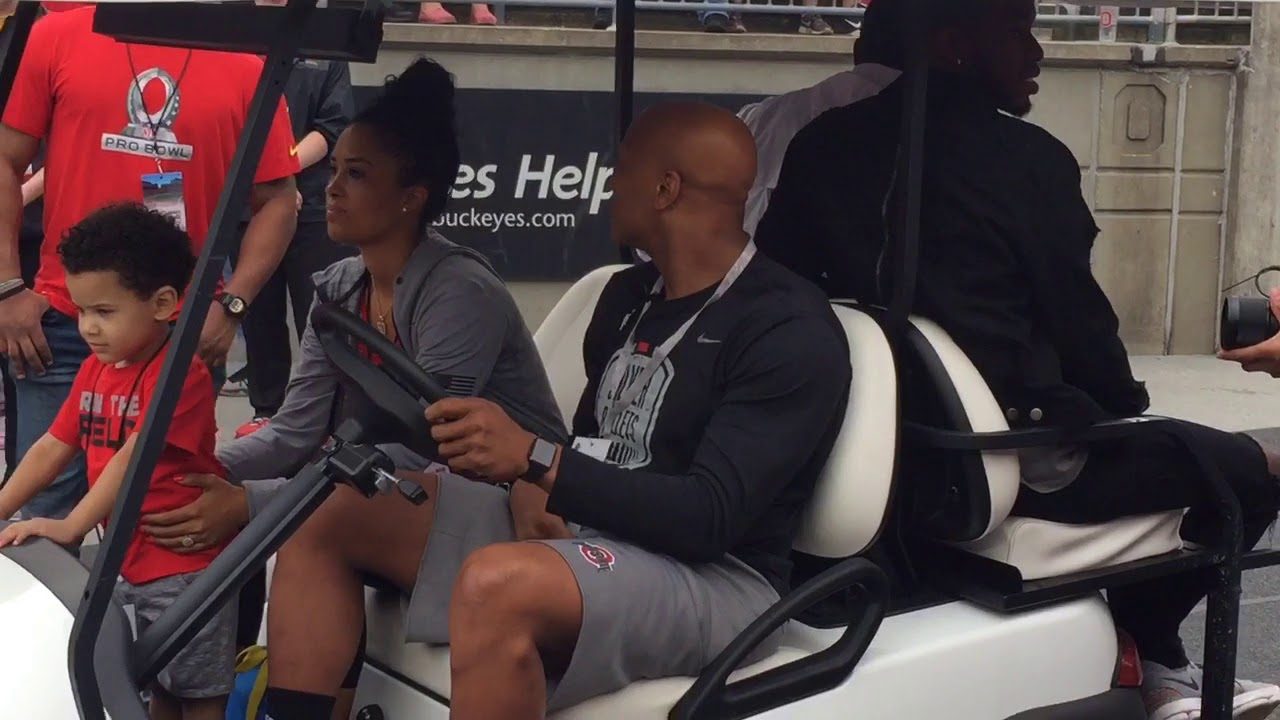 ryan-shazier-at-ohio-state-spring-game