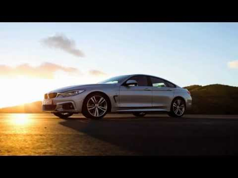 BMW 4-Series Gran Coupe video debut