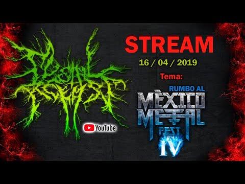 ▶ STREAM 01 / México Metal Fest IV