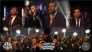 Thank You Hashem Medley – Freilach Band ft. Benny Friedman, Beri Weber, Pumpidisa & The Shira Choir