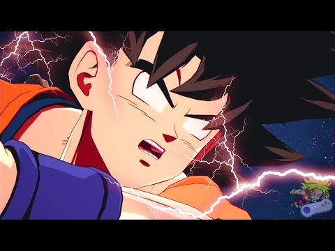 DRAGON BALL FighterZ – All Dramatic Scenes So Far (ENG/JAP)