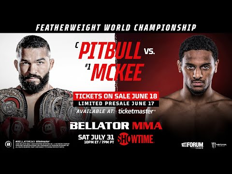 Bellator 263: Patricio Pitbull vs. AJ McKee | Webinar Press Conference