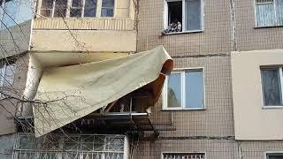 Злые соседи не дают построить балкон 2)