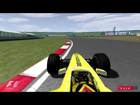 Формула-1 2000. Onboards