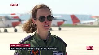 MSÜ Hava Harp Okulu - Kadın Pilotlar