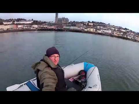 Wedkowanie w zatoce Cork ,   Cork Harbour fishing