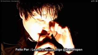 Repeat youtube video My Chemical Romance - Mama (legendado)