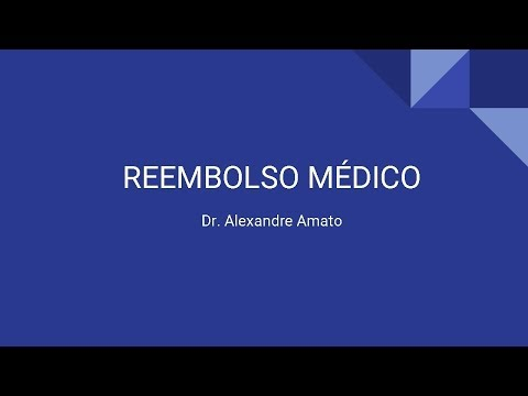 Curso Reembolso Médico do Dr. Alexandre Amato Vale A Pena? from YouTube · Duration:  8 minutes 15 seconds