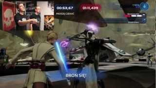 Na kanapie: Star Wars Kinect - ciemna czy jasna strona Mocy?