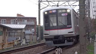 東急東横線5050系5157F妙蓮寺3号通過