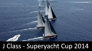 J-Class - Superyacht Cup 2014