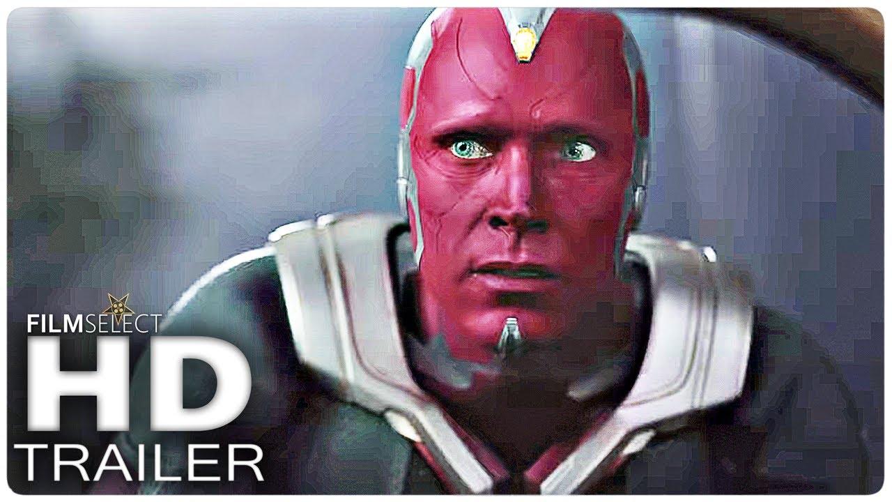WANDAVISION Trailer (2020)