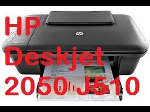 Download cd driver hp deskjet 2050 all in one j510