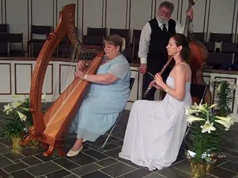 Felicity Strings Harp Flute Bass Wedding Music Pachelbels Canon In D