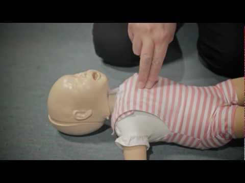 Part 4 - Interactive Healthcare Training - Cardiopulmonary Resuscitation (CPR) -Children and Babies