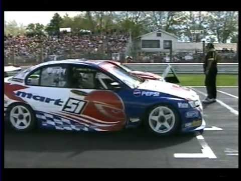 2003 V8 Supercar Championship   Round 12, Race 3