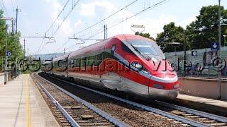 Treni in transito Alta Velocità Eurostar Frecciarossa 1000,Frecciarossa,Frecciargento,NTV Italo,IC!