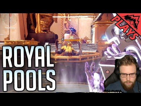 Destiny 2 Royal Pools Raid Boss Fight (HOW TO and PLAYTHROUGH) Full Gameplay