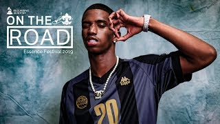 King Combs On Diddy's Bad Boy Legacy, His Star-Studded New EP & ESSENCE Fest | On The Road