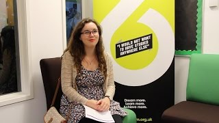 Anna Ouston : F6rm A Level Results Day 2015
