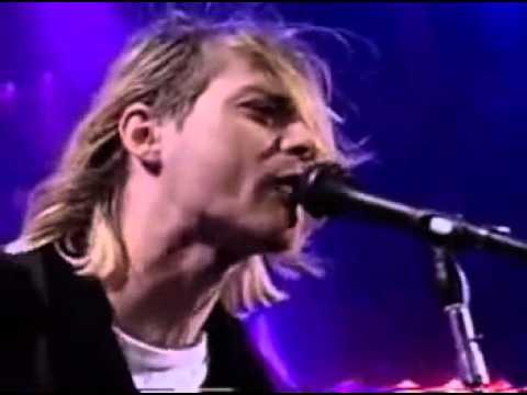 Nirvana  Breed,  at Pier 48, 1993 In Seattle, WA