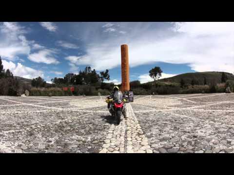 Sudamérica en moto. Ecuador