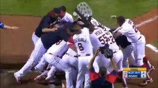 Cleveland Indians | 2016 Walk Off Wins