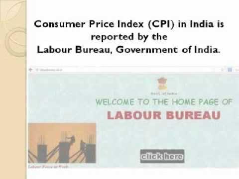 Consumer Price Index India