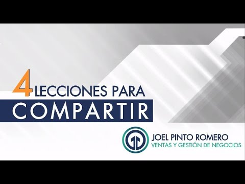 4 lecciones aprendidas durante el confinamiento y cómo aplicarlas a tu negocio - Joel Pinto Romero