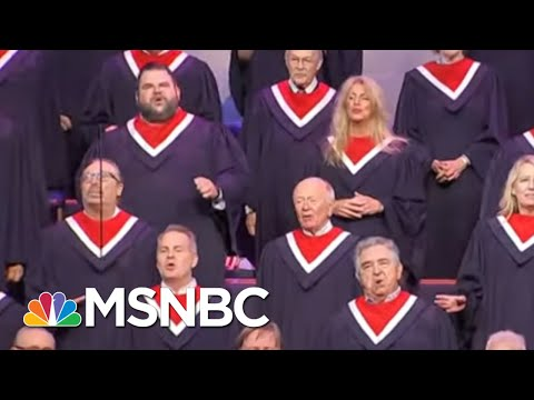 Pence Makes Irresponsible Rally Stop As COVID-19 Flares In Texas | Rachel Maddow | MSNBC
