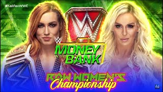 WWE MONEY IN THE BANK 2019 | CARD PREDICTION