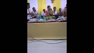 En manath udithavane. Kadayanallur Rajagopal bhagavathar and A.V. Manikantan anna.