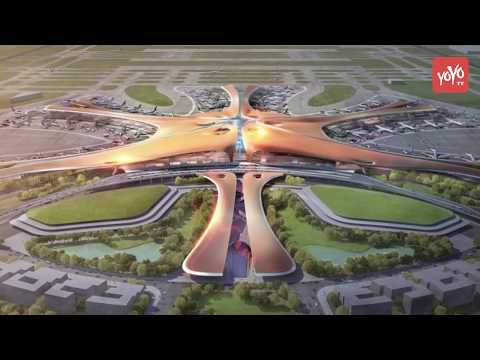 World Largest Airport will Open in Beijing in 2019 | World Top Largest Airport | YOYO TV