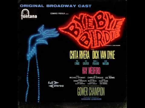 The Telephone Hour   Bye Bye Birdie original Broadway Cast