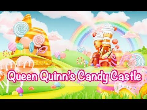 Heidi, Cherry & Vaya Visit Queen Quinn's Candy Castle - Children's Bedtime Story/Meditation