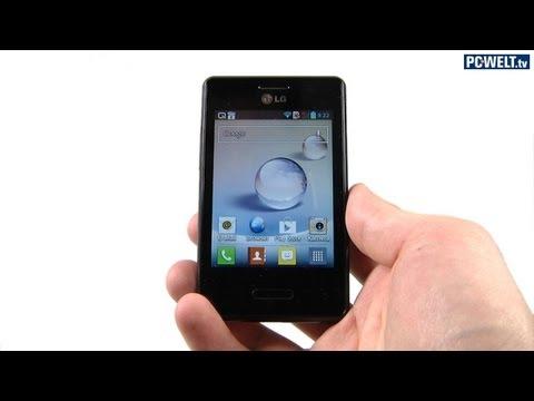 100-Euro-Smartphone: LG Optimus L3 II im PC-WELT-Test