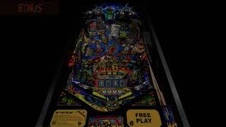 Metallica Premium Monsters (Bigus Mod) Pinball VPX