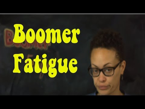 Boomer Mindset Fatigue: WSJ Writer Displays a Generation's Mediocrity