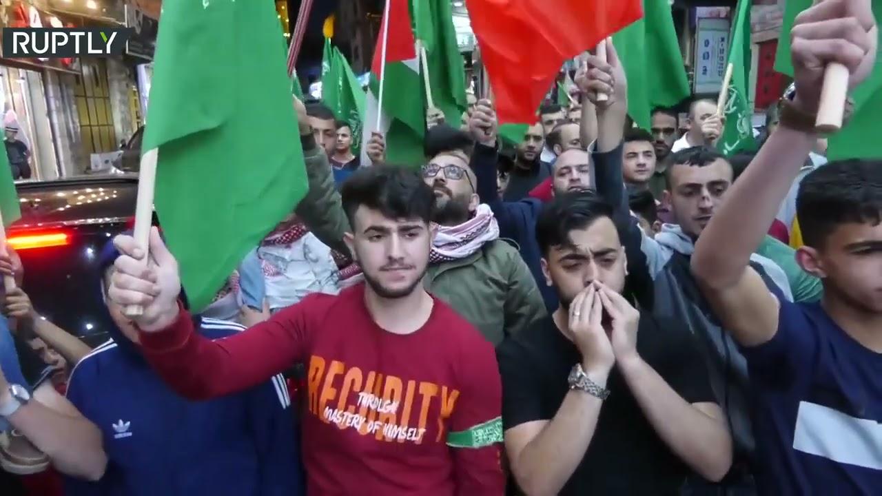 لأول مرة منذ 16 عاما.. مسيرة لكتائب شهداء الأقصى في رام الله