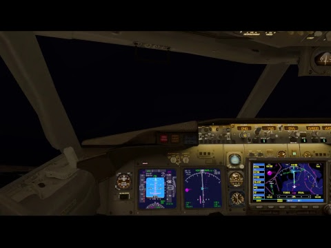 Flight Simulator: London Heathrow to Copenhagen Kastrup