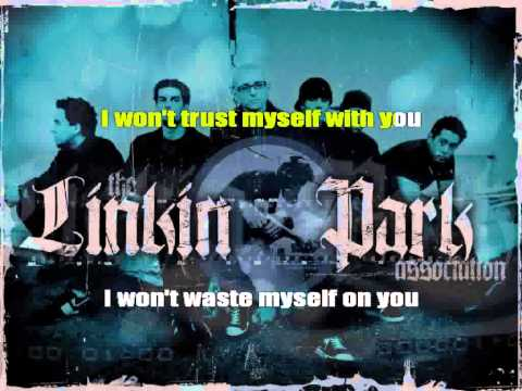 Linkin Park - From the Inside karaoke
