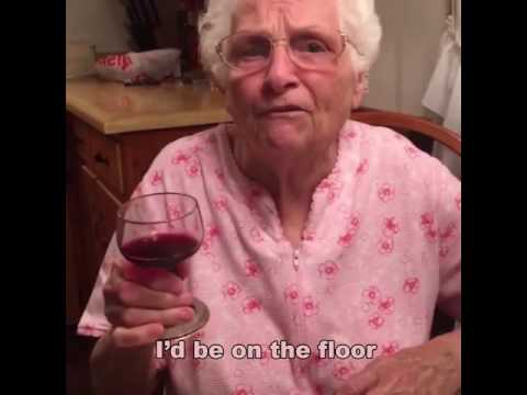 CHECK OUT THIS GUY'S RELATIONSHIP WITH HIS GRANDMA - MEME - NEW - AUGUST 2016
