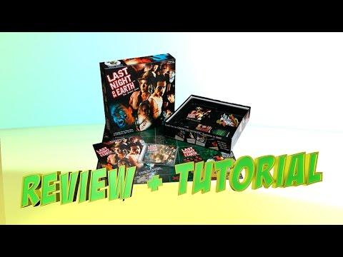 Last Night on Earth - Review y como se juega