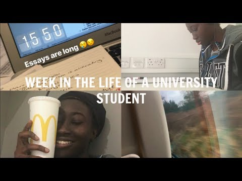 EDINBURGH UNI VLOG #23: WEEK IN THE LIFE OF A UNIVERSITY STUDENT | HADDY JENG