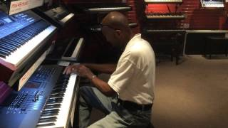 Download 092014 - Goofing Off in Guitar Center Orlando, Florida MP3 song and Music Video